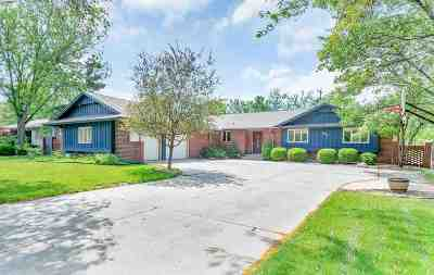 Wichita KS Single Family Home For Sale: $263,000