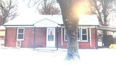 Mulvane Single Family Home For Sale: 315 E Blair
