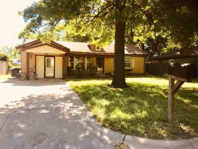 Wichita Single Family Home For Sale: 1304 N Saint Paul St