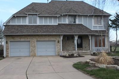 Wichita Single Family Home For Sale: 4130 N Tara Cir