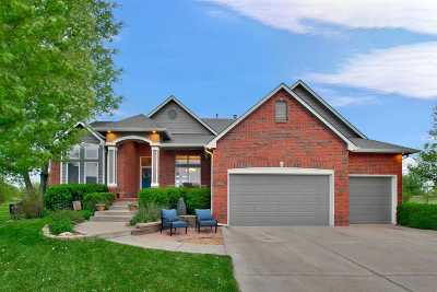 Wichita Single Family Home For Sale: 14131 W Onewood Ct