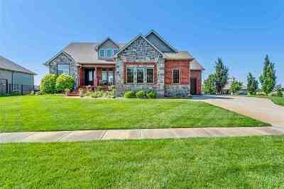 Wichita Single Family Home For Sale: 4409 W Emerald Bay St