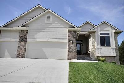 Wichita Single Family Home For Sale: 14402 W Valley Hi Rd