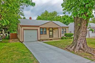 Wichita Single Family Home For Sale: 5332 E Pine St.