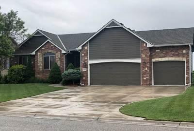 Wichita Single Family Home For Sale: 15401 E Camden Chase St