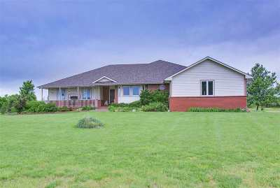 Sedgwick County Single Family Home For Sale: 9801 S 51st St W