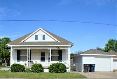 Harvey County Single Family Home For Sale: 412 N High St