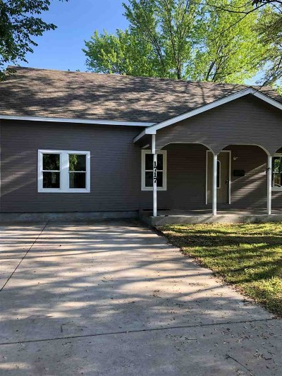 Wichita Single Family Home For Sale: 1717 E Classen St