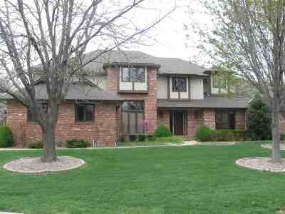 Wichita Single Family Home For Sale: 1103 N Linden Cir.