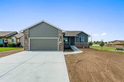Goddard KS Single Family Home For Sale: $195,890