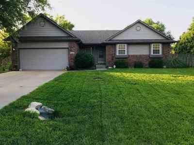 Sedgwick Single Family Home For Sale: 1310 Teri Ln