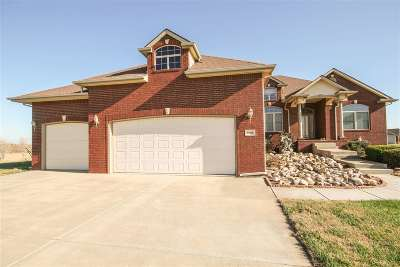 Andale Single Family Home For Sale: 22140 W 52nd Street N