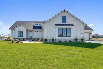 Wichita Single Family Home For Sale: 5121 W Wavecrest Cir