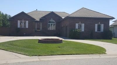Wichita Single Family Home For Sale: 8426 E Oxford Cir