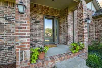 Wichita Single Family Home For Sale: 12706 E Birchwood Dr