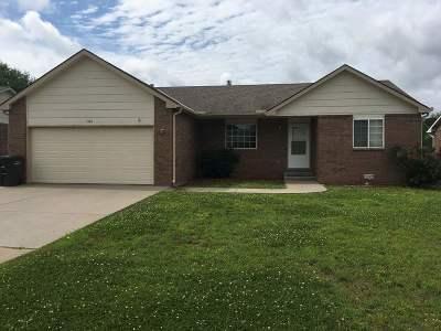 Arkansas City Single Family Home For Sale: 1101 Forrest Glenn Dr