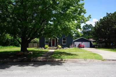 Clearwater Single Family Home For Sale: 126 S Byers St
