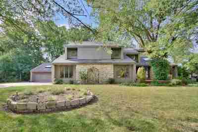 Wichita Single Family Home For Sale: 1700 S Tamarisk