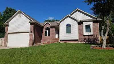 Mulvane Single Family Home For Sale: 708 Tristan Dr
