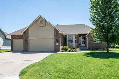 Wichita Single Family Home For Sale: 1839 N Peckham Ct