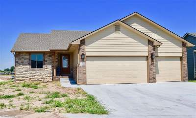 Derby Single Family Home For Sale: 1149 N Lake Ridge Dr