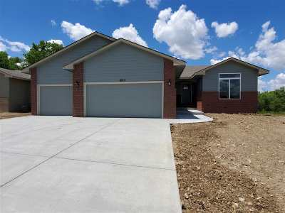 Sedgwick County Single Family Home For Sale: 6819 N Wendell