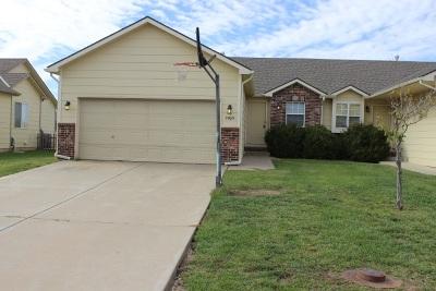 Wichita Single Family Home For Sale: 9922 E Kinkaid Cir