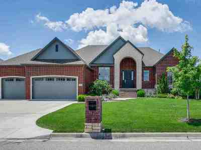 Wichita Single Family Home For Sale: 1445 N Ridgehurst Ct.