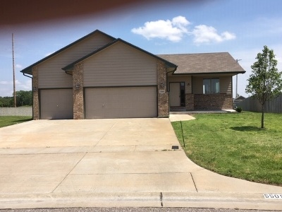 Wichita Single Family Home For Sale: 5509 Elmhurst