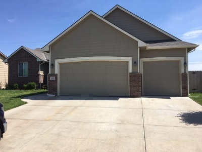 Andover KS Single Family Home For Sale: $1,695