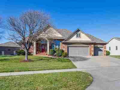 Wichita Single Family Home For Sale: 1021 N North Shore Blvd