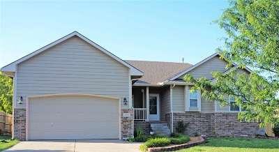 Derby KS Single Family Home For Sale: $215,000