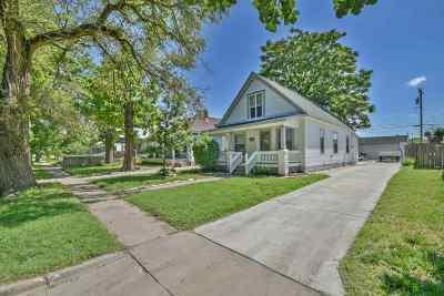 Wichita Single Family Home For Sale: 440 N Dodge