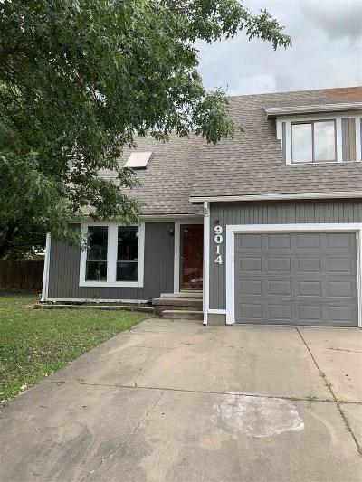 Wichita Single Family Home For Sale: 9014 E Funston Ct