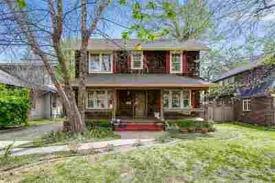 Wichita Single Family Home For Sale: 308 S Belmont St