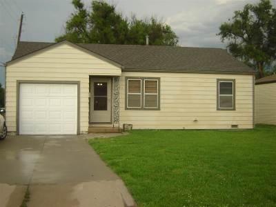 Wichita Single Family Home For Sale: 2564 N Minneapolis St