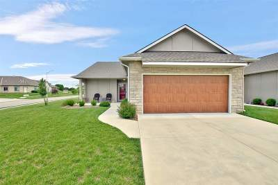 Derby KS Condo/Townhouse For Sale: $254,000