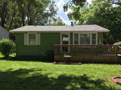 El Dorado Single Family Home For Sale: 1111 N Taylor