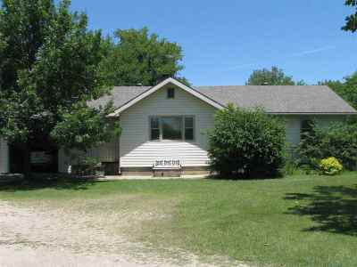 Leon Single Family Home For Sale: 8945 SE Teter Rd.