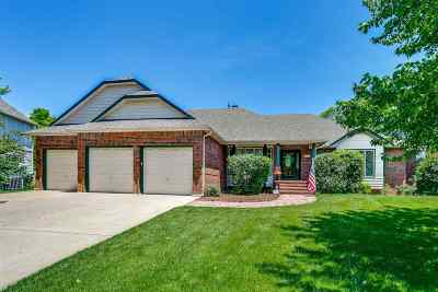 Sedgwick County Single Family Home For Sale: 2518 N High Point Cir