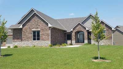 Wichita Single Family Home For Sale: 2566 Paradise