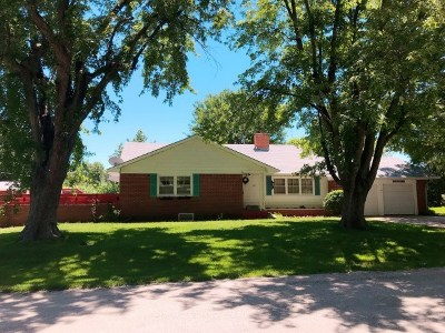 Sedgwick Single Family Home For Sale: 415 W 6th St