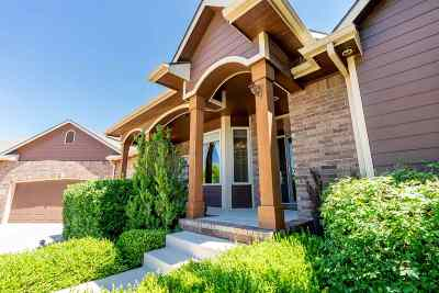 Sedgwick County Single Family Home For Sale: 3353 N Wild Thicket Ct