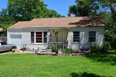 Wichita Single Family Home For Auction: 2314 S Laura Ave