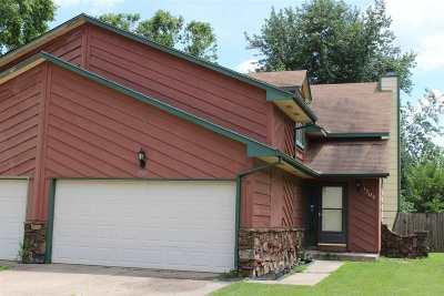 Derby Single Family Home For Sale: 1707 E Pinion Road
