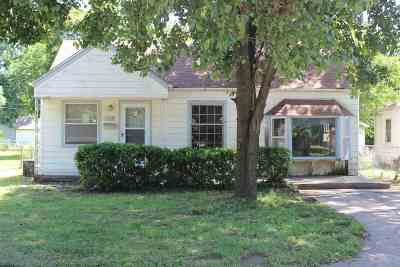 Single Family Home For Sale: 2431 W Vermont