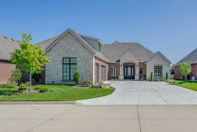 Wichita Single Family Home For Sale: 10219 E Crestwood St