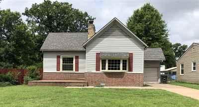 Arkansas City Single Family Home For Sale: 1305 N B