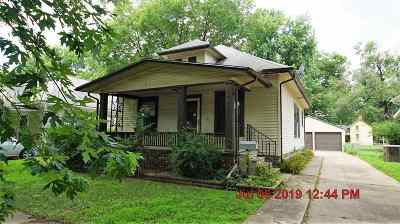 Sedgwick County, Butler County, Reno County, Sumner County Single Family Home For Sale: 1303 Hackney