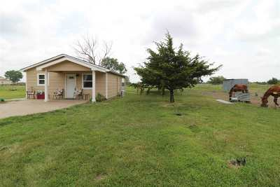 Mulvane Single Family Home For Sale: 11450 S 143rd St East